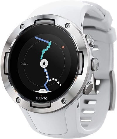 Suunto 5, Lightweight and Compact GPS Sports Watch