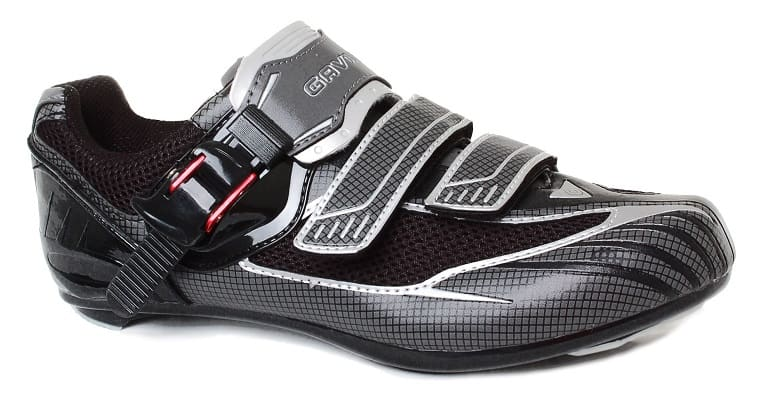 Gavin Elite Road Cycling Shoe – 2 and 3 Bolt Cleat Compatible
