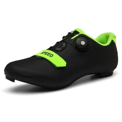 SWISSWELL Men's Road Cycling Shoes Compatible Mountain Bike with SPD-SPD-SL