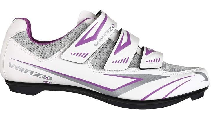 Venzo MX Women's Ladies Cycling Riding Shoes