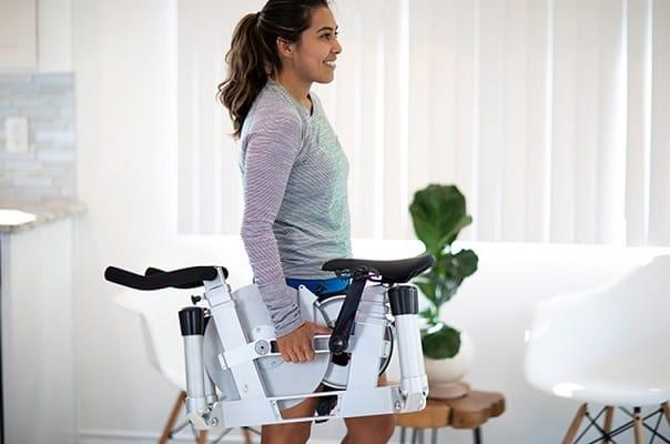 Bring the Exercise Bike Anywhere