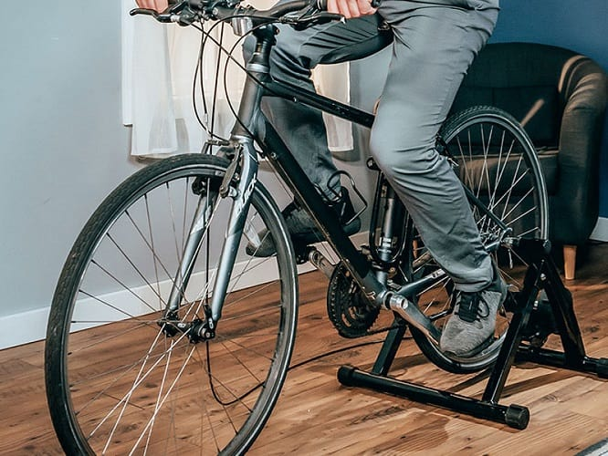 Check the Bike